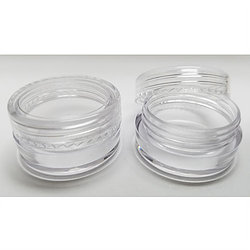 5ml Plastic Screw Top Concentrate Containers